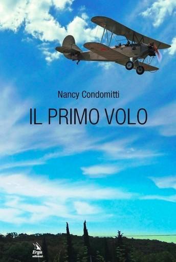 'Il primo volo', il nuovo libro di Nancy Condomitti