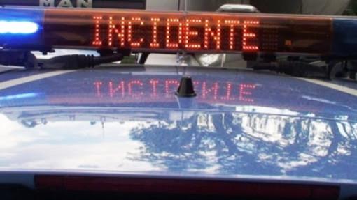 Incidente sulla A10 all'altezza di Arenzano, traffico bloccato in direzione di Genova