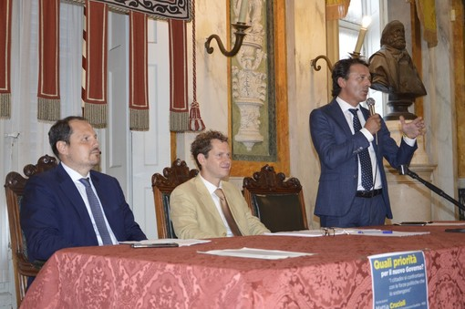 Pd, Leu e M5S a Tursi per raccontare il nuovo governo e ascoltare i cittadini