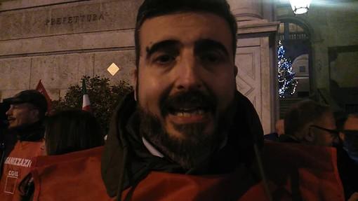 """Magni (Cgil Genova): """"Il nuovo ponte sia il simbolo della rinascita"""""""