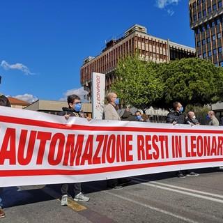 Fim, Fiom e Uilm Leonardo Genova: soddisfazione per l'acquisizione d'importanti ordini