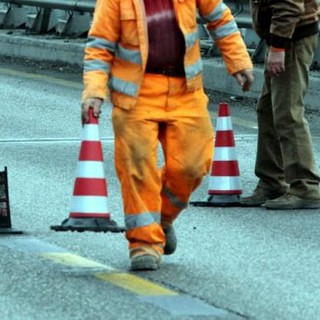 A26 Genova Voltri-Gravellona Toce: chiusure notturne dei tratti allacciamento diramazione Predosa-Bettole-A10