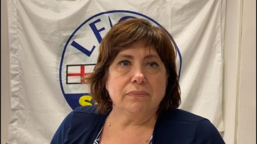 """Lorella Fontana: """"Ancora pericolosa la creuza che porta a Salita San Francesco da Paola"""" (VIDEO)"""