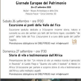 Giornate Europee del Patrimonio: a Sestri Levante fine settimana con la giornata nazionale delle biblioteche promossa