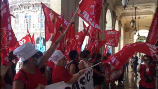 I sindacati incontrano la Regione per la riprogrammazione dei fondi europei: Il punto del segretario ligure della Cgil Vesigna (VIDEO)