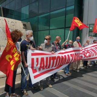 Continua la lotta contro le esternalizzazioni in Leonardo: la Cgil chiede l'intervento del Governo