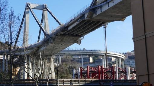 Demolizione del Morandi, chiude via Perlasca per esigenze di cantiere