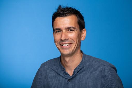 Luca Andrighetto, docente di Psicologia sociale all'Università di Genova