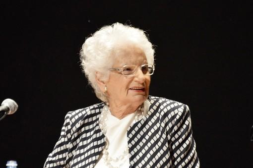 Liliana Segre: domenica conferimento della cittadinanza onoraria