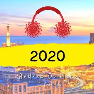 '2020' di Andrea Di Marco: una canzone a più voci per raccontare la pandemia (VIDEO)