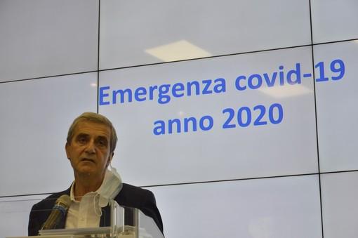 Covid: piano incrementale ospedaliero e disponibilità di posti letto, nessuna criticità in Liguria