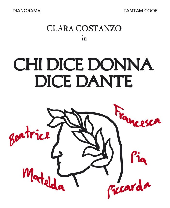 Pegli, domani in scena lo spettacolo 'Chi dice donna dice Dante'