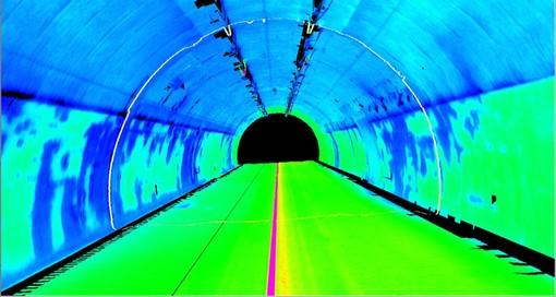 """Autostrade avvia monitoraggi su 587 gallerie con """"georadar"""" e """"laser scanner"""" (VIDEO)"""