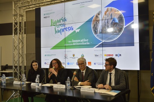 Liguria Crea Impresa: domani le start up vincitrici tra workshop e show