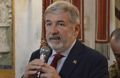 """Crisi di governo, Bucci su Ponte Morandi: """"Le cose andranno bene"""""""