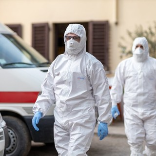 Covid19, l'incidenza del virus in Regione a 59 casi ogni 100 mila abitanti