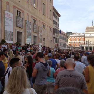 """Manifestazione no green pass, Cisl Liguria: """"Condanna contro intimidazioni nei confronti dei giornalisti"""""""