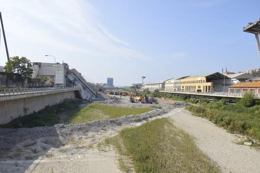 Ponte Morandi: oltre 120 milioni di danni per le imprese delle zone rossa e arancione
