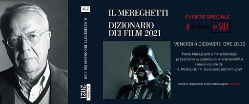 Paolo Mereghetti e Piera Detassis presentano al pubblico di #iorestoinSALA 'Il Mereghetti. Dizionario dei film 2021'