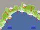 Meteo: ancora forti rovesci sul genovese, aumenta anche il vento