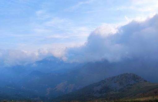 Meteo. L'estate forse cede: nuvolosità in aumento nell'attesa della pioggia dei prossimi giorni