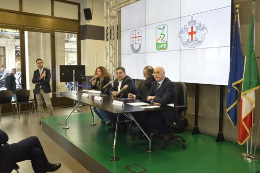 Dalla Lega Serie B arrivano i fondi per rifare il manto erboso dei campi di San Biagio