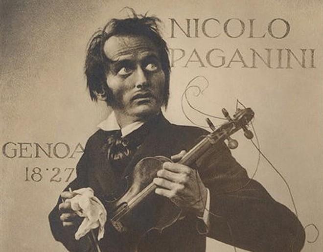 Niccolò Paganini, il genio del violino