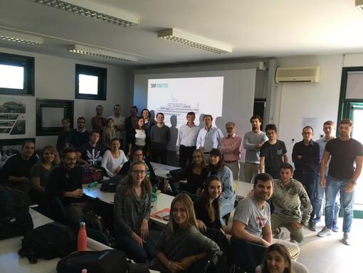 T. Mariotti e Università di Genova insieme per innovazione e ricerca nell'ambito del design navale