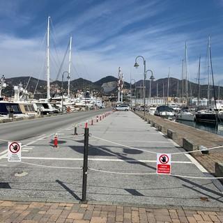 """Candia sulla marina di Sestri ponente: """"Sempre più banchine chiuse, ma si tratta di uno spazio pubblico, vitale per il ponente"""""""
