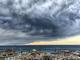 Meteo: cielo variabile con un po' di pioggia