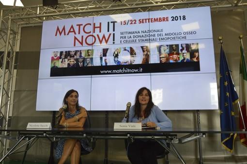 Anche a Genova la settimana mondiale per la donazione del midollo osseo (VIDEO)