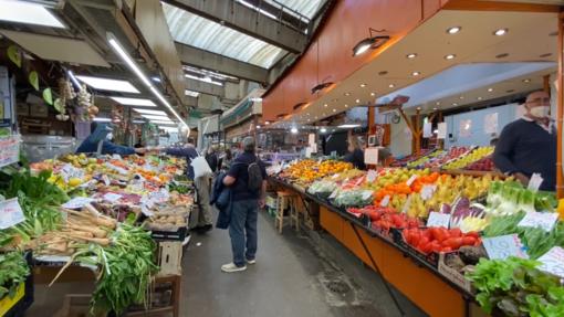 """Come vive Genova """"in arancione""""? Il nostro sopralluogo al Mercato Orientale (VIDEO)"""