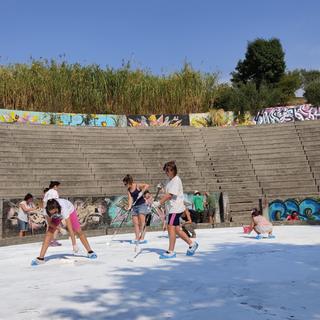Appuntamento con i 'Giardini Falco' nei quartieri di Begato e Molassana il prossimo fine settimana