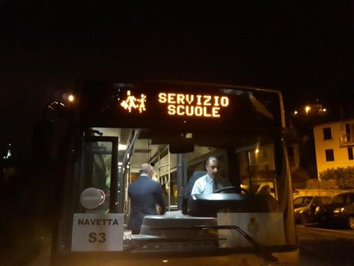 Emergenza Morandi: cambia il servizio navette dedicato agli studenti