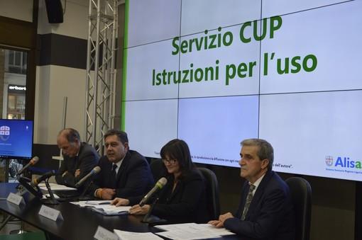 Miglioramenti del Cup ligure, il punto sui nuovi servizi