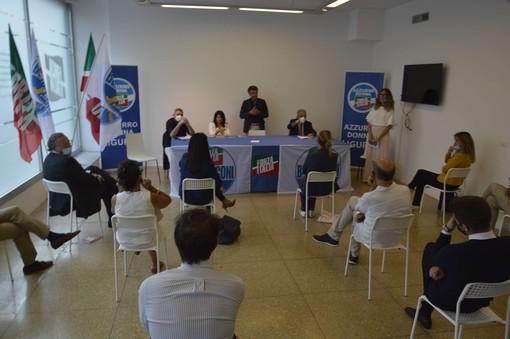 """Forza Italia riflette su politica e bene comune. Bagnasco: """"Vogliamo riempire di contenuti questa campagna elettorale"""" (VIDEO)"""
