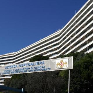 Ospedale San Martino: in corso un intervento di trapianto di fegato