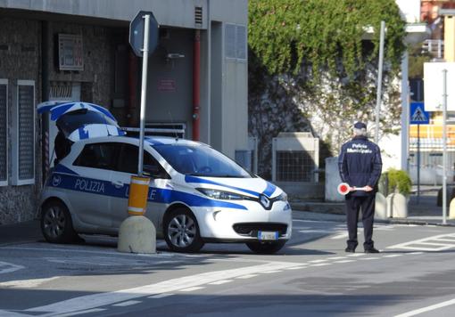 Santa Margherita Ligure: controlli della Polizia locale nel fine settimana