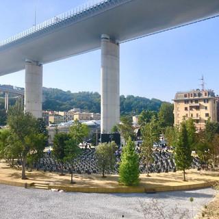 Approvato emendamento al decreto Sostegni con 35 milioni per il parco sotto Ponte San Giorgio