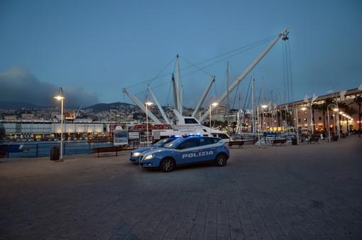 Arrestato un 32enne al Porto Antico per tentato furto aggravato