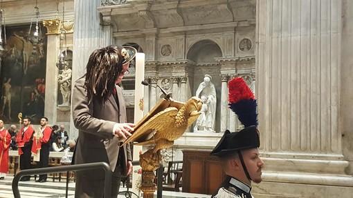 Celebrato a Genova il tradizionale Precetto Pasquale Interforze