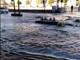 Chiusi piazzale Parenzo e ponte Campanella: in corso le operazioni di ripristino della sede stradale