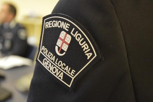 Scooter elettrico rubato recuperato dalla polizia municipale in pazza Sant'Elena
