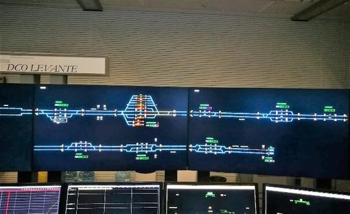 Treni: inaugurato nuovo sistema di controllo sulla Genova-La Spezia