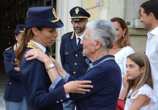 Cerimonia a Staglieno in ricordo del maresciallo Ettore Carlà