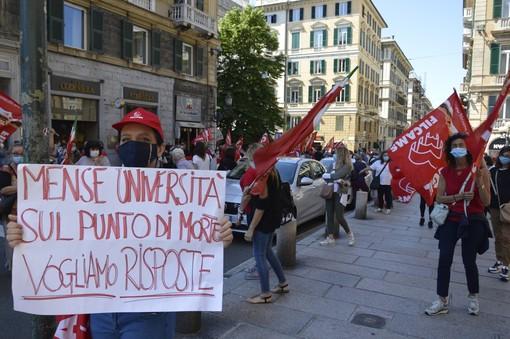 Ristorazione collettiva e pubblici esercizi: domani l'incontro in prefettura e il presidio di protesta
