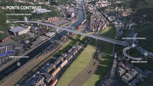 Progetto ponte: l'archistar Calatrava dal sindaco Bucci