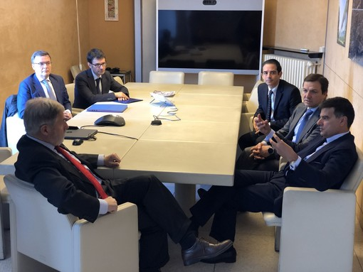 Siglato il Protocollo quadro tra Comune di Genova e Hitachi Rail STS per il Morandi