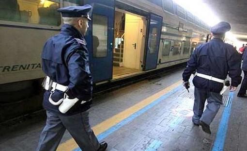 Molestie sessuali sul treno: denunciato un trentenne dalla Polizia ferroviaria