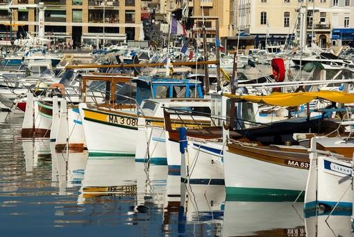 Santa Margherita Ligure: peschereccio affonda nella notte presso la banchina di Sant'Erasmo